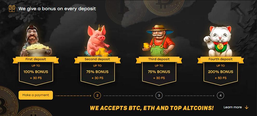 Slot bitcoin online nigeria uang nyata